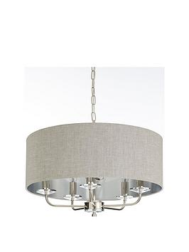 Very Mika Traditional 5 Light Ceiling Fixture Picture
