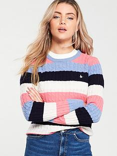 jack-wills-tinsbury-classic-cable-crew-blue-stripe