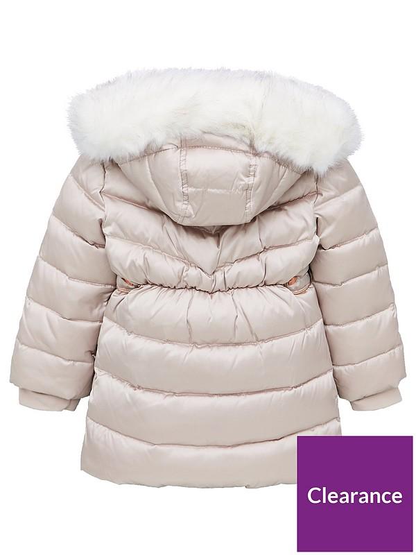 Ted Baker Girls Coat Age 2 3