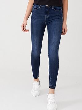 V by Very V By Very Reflex&Trade; High Waist Super Skinny Jean &Ndash;  ... Picture