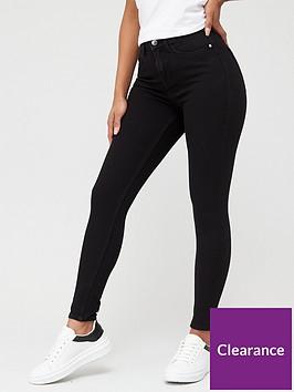 v-by-very-high-waist-reflextradenbspsuper-skinny-jean-ndash-black