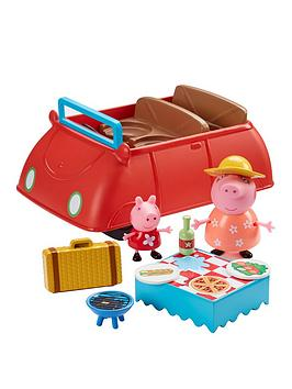 Peppa Pig Peppa Pig Peppa'S Big Red Car Picture