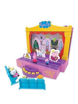 Peppa Pig Peppa Pig Big Stage Play Set Picture