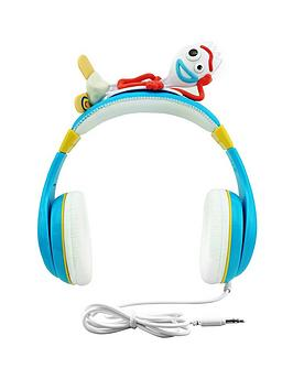 Toy Story Toy Story 4 Moulded Forky Headphones Picture