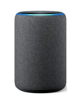 Amazon Amazon Amazon Echo (3Rd Gen) With Alexa Picture