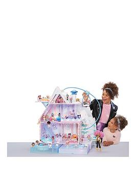 L.O.L Surprise! L.O.L Surprise! Winter Disco Chalet Doll House With 95+  ... Picture