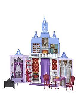 Disney Frozen Disney Frozen Fold And Go Arendelle Castle Playset Picture