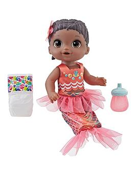 Baby Alive   Shimmer `N Splash Mermaid Bab