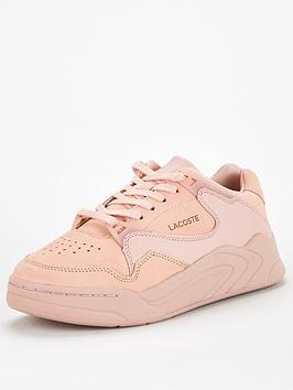 Lacoste Lacoste Court Slam 419 Trainer - Pink Picture