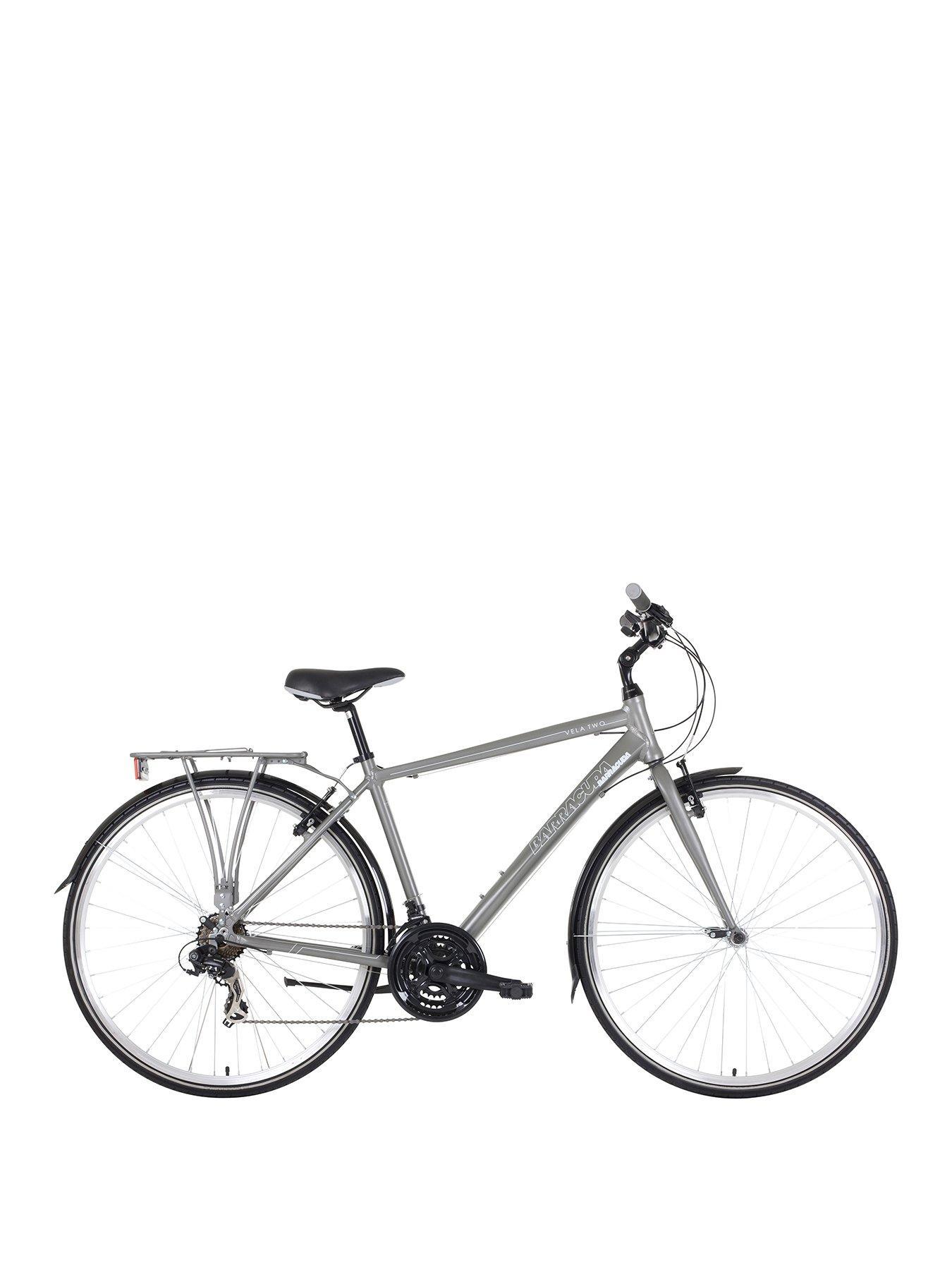 Red Venture 2 Step Thru Comfort Bike 17//MD Frame