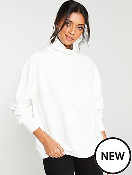 v-by-very-roll-neck-soft-touch-jumper-ecru