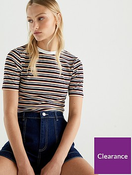 v-by-very-stripe-ribbed-round-neck-top-multi