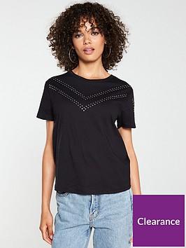 v-by-very-sequin-embellishednbsptee-black