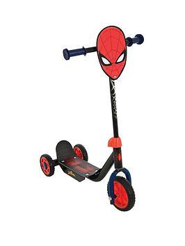 Spiderman Spiderman Tri Scooter Picture