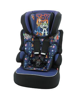 Toy Story Toy Story Beline Sp Luxe Group 123 High Back Booster Seat Picture