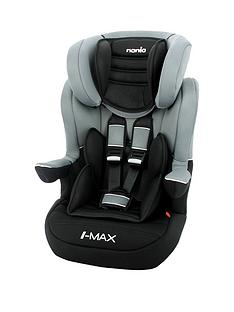 nania-imax-sp-luxe-isofix-group-123-high-back-booster-seat