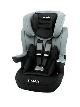 Nania Nania Imax Sp Luxe Isofix Group 123 High Back Booster Seat Picture