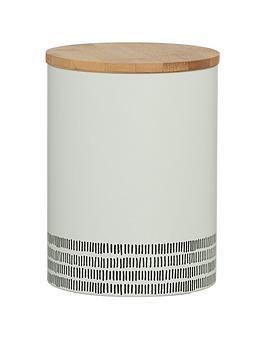 Typhoon Typhoon Monochrome Biscuit Jar Picture