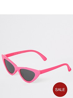 river-island-girls-neon-cat-eye-sunglasses-pink