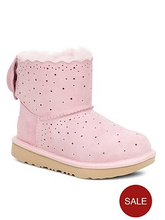 ugg-mini-bailey-bow-ll-starry-lite-boots-seashell-pink
