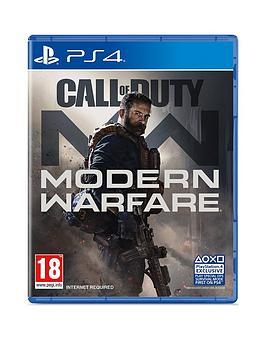 Playstation Playstation Call Of Duty&Reg;: Modern Warfare&Reg; Picture
