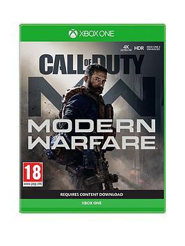 Xbox One Xbox One Call Of Duty&Reg;: Modern Warfare&Reg; Picture