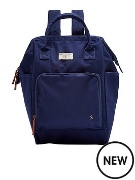 joules-coast-classic-rucksack-navy