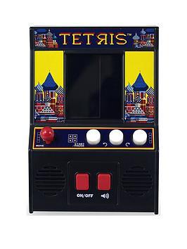 Tetris Tetris Mini Arcade Game Picture