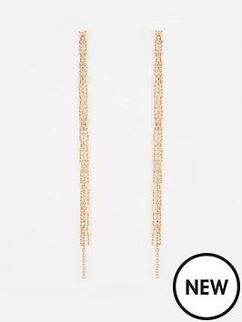 v-by-very-rhinestone-chain-drop-earrings-gold