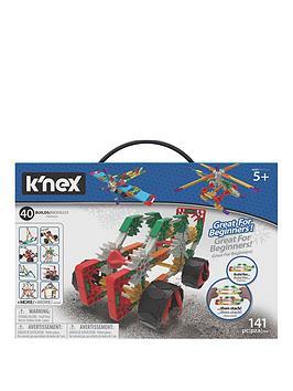 K'Nex  Knex Beginner 40 Model Building Set