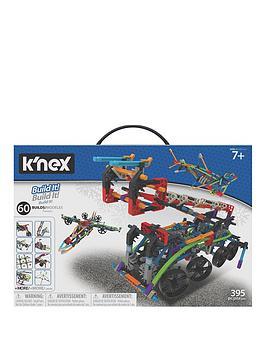K'Nex  Knex Intermediate 60 Model Building Set