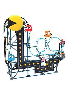 Knex Pacman Roller Coaster Building Set
