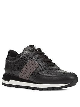 Geox Geox D Tabelya A Trainers - Black Picture