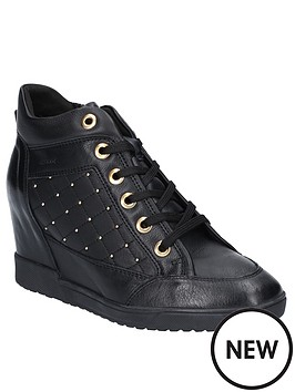 geox-d-carum-c-leather-wedge-trainers-black
