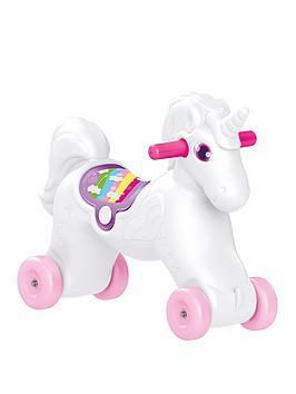 Dolu Dolu Rocker &Amp; Unicorn Ride On Picture