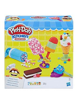 Play-Doh Play-Doh Kitchen Creations Frozen Treats Picture