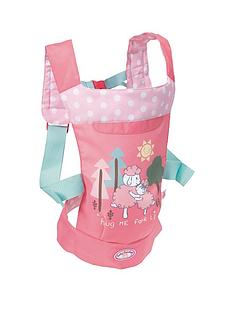 baby-annabell-travel-cocoon-carrier