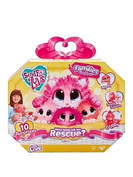 Scruff-A-Luvs Scruff-A-Luvs Scruff-A-Luvs Rescue Pet Surprise Soft Toy-  ... Picture