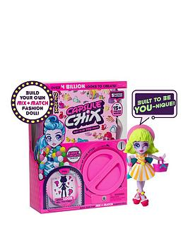 Capsule Chix Capsule Chix Sweet Circuits Collection Picture