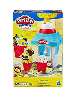 Play-Doh Play-Doh Kitchen Creations Popcorn Party Play Food Set Picture