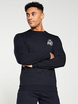 kings-will-dream-united-crew-sweater-navy