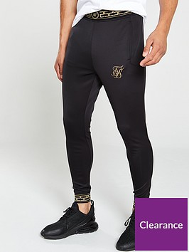 sik-silk-agility-zip-track-pants-black
