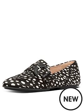 fitflop-lena-doe-buckle-loafers-loafer