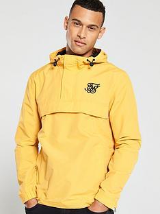 sik-silk-energy-windbreaker-jacket-yellow