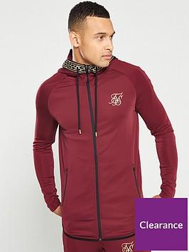sik-silk-cartel-athlete-hoodie-burgundy