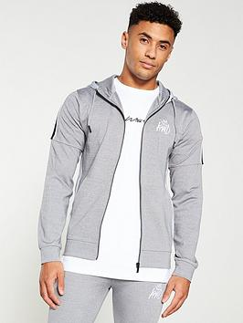 kings-will-dream-manse-hoodie-grey-marl