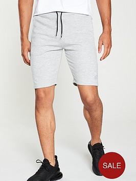 kings-will-dream-united-shorts-grey-marl