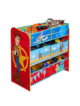 Toy Story Toy Story Kids Bedroom Storage Unit With 6 Bins By Hellohome Picture