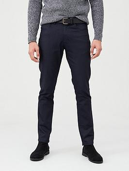 V by Very V By Very Belted Coated Jeans - Blue Picture