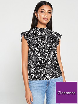 oasis-animal-print-shell-top-mono
